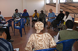 Reiki In Tanzania