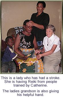 Reiki Mama Kimambo